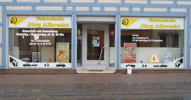 Fahrschule Jörg Albrecht - deine Fahrschule in Moringen